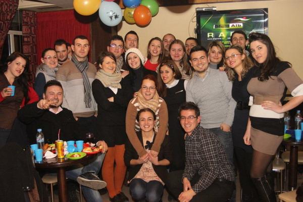 219 Studenti bez granica: Staromodne studije i moderan noćni život u Tirani