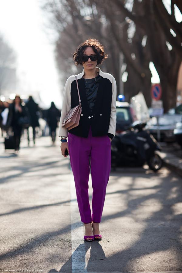 236638 980 Street Style: Dame šetaju ulicom
