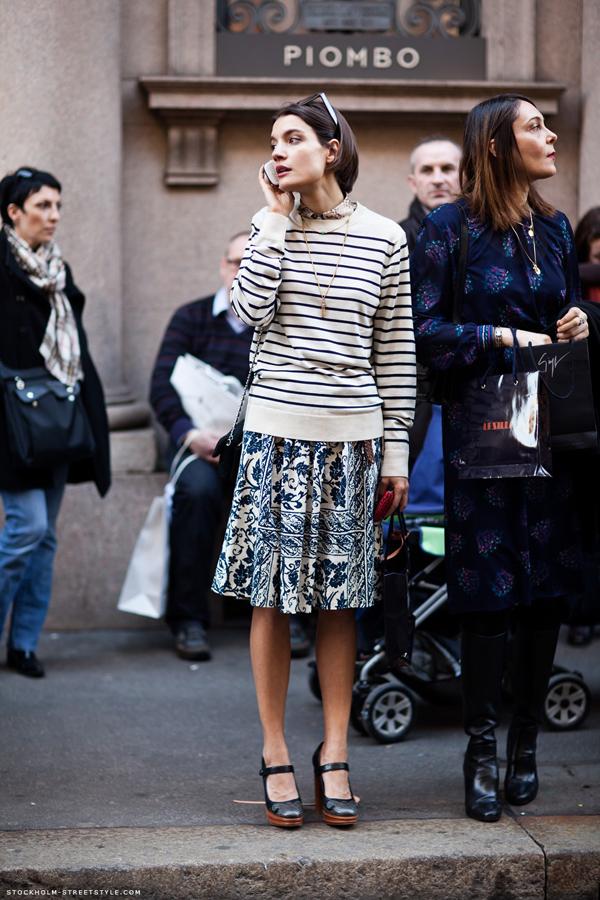236650 980 Street Style: Dame šetaju ulicom