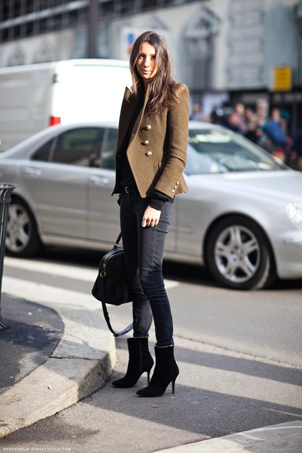 236809 980 Street Style: Dame šetaju ulicom