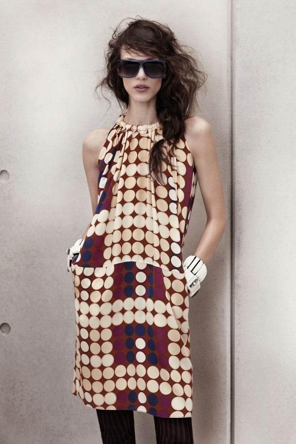 242 Marni za H&M: Pruge i printovi