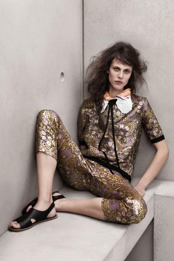 3 3 Marni za H&M: Pruge i printovi