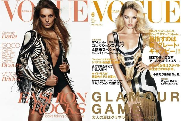 3 Modni zalogaji: Nove naslovnice i nakit Elsa Schiaparelli