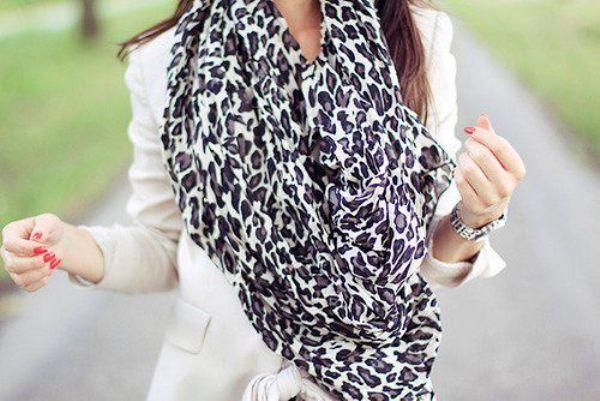 4. Marama upotpunjava svaki outfit Prolećni trendovi koje morate imati u svom ormanu