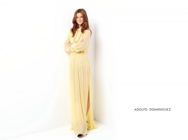 414 Adolfo Dominguez: Proleće pastelnih boja