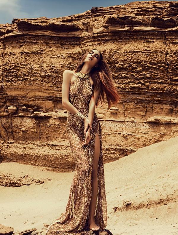 "442 ""Fashion Gone Rogue"": Zlatna prašina"