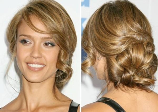 5. Yanimljiva pundja Najefektnije maturske frizure