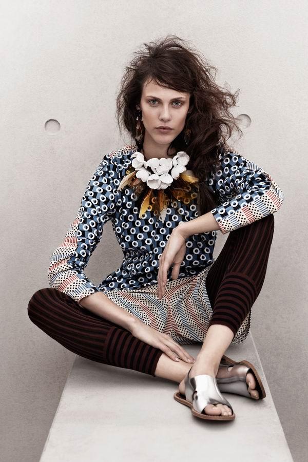 529 Marni za H&M: Pruge i printovi