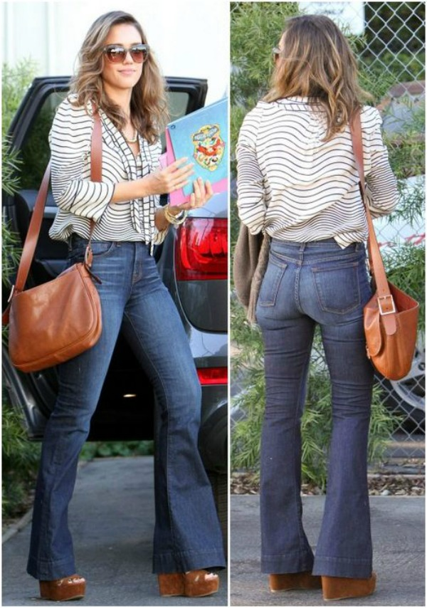 612 Street Style: Jessica Alba