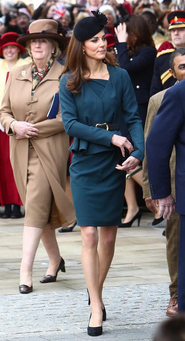 625 10 odevnih kombinacija: Catherine, Vojvotkinja od Kembridža