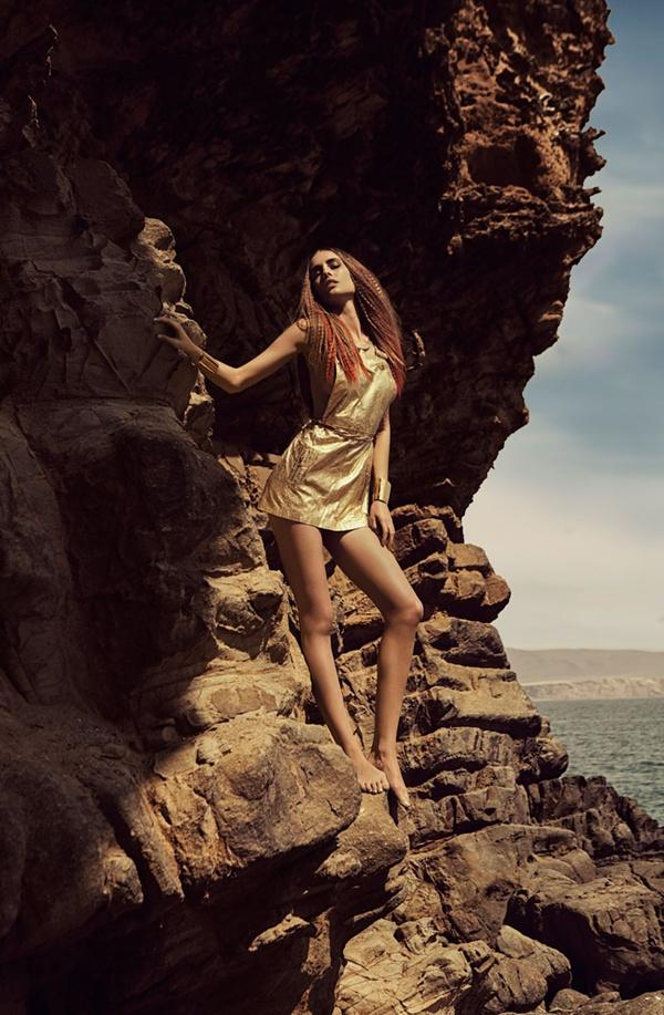 "626 ""Fashion Gone Rogue"": Zlatna prašina"