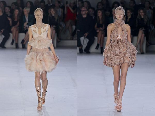 68 Proleće i leto na modnim pistama: Alexander McQueen