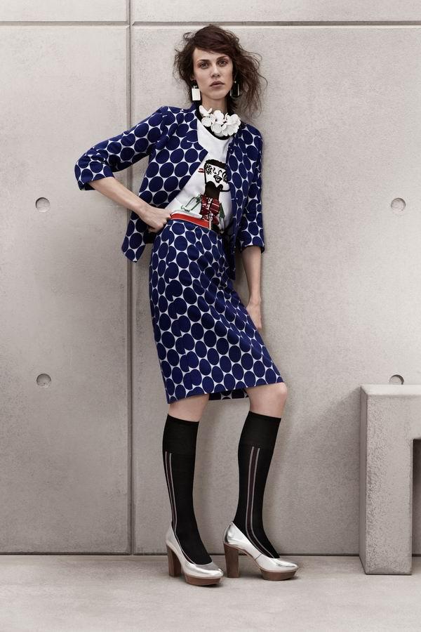 715 Marni za H&M: Pruge i printovi