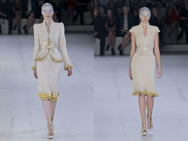 76 Proleće i leto na modnim pistama: Alexander McQueen