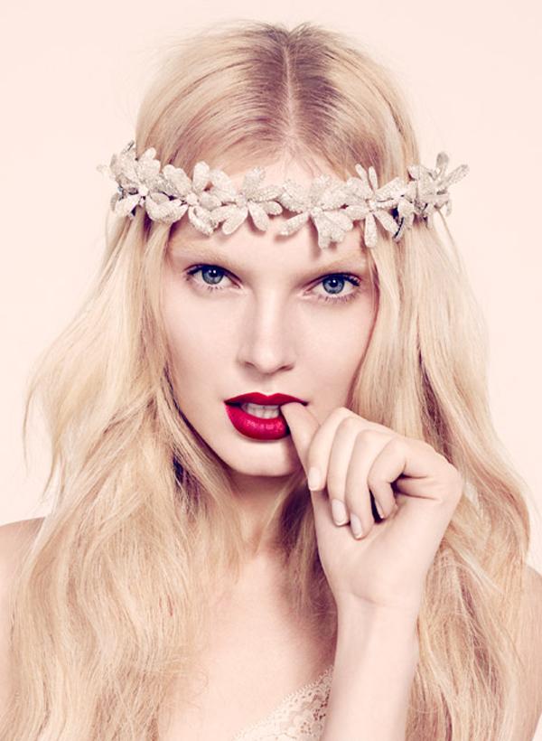 Angel Hair Prolećna šminka za moderne princeze