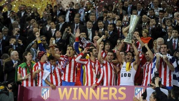 Atletico Europa League Falcao napravio šou u Bukureštu, Dijego overio trofej