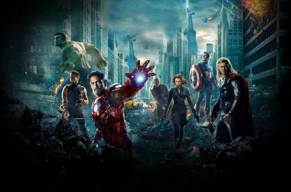 """Avengers 01 """"Osvetnici"""""""