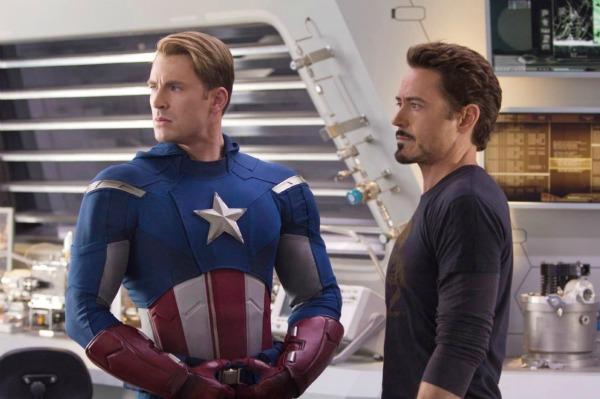 """Avengers 02 """"Osvetnici"""""""