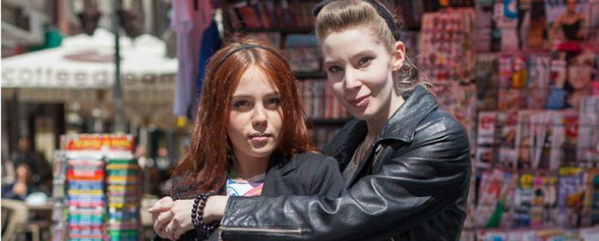 Belgrade Style Catcher: Moda i maj