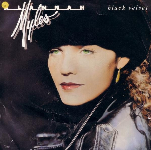 Black velvet1 The Best of Blues: Alannah Myles Black Velvet