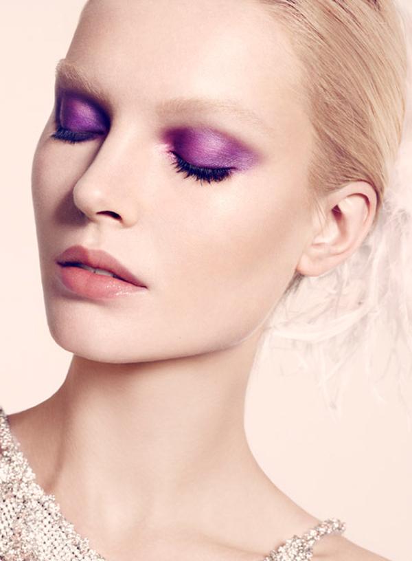 Bright Eyes Prolećna šminka za moderne princeze