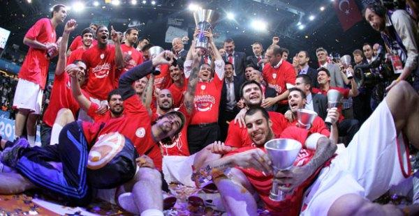 Champions Ovo može samo košarka!