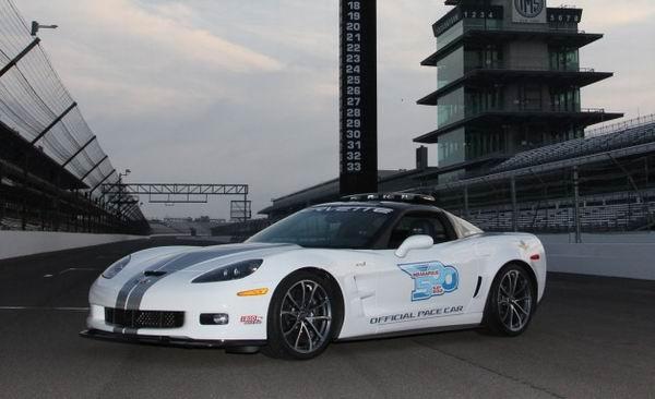 Chevrolet Corvette ZR1 Pace car 200km/h: Jessica Alba i... kud ćeš više?