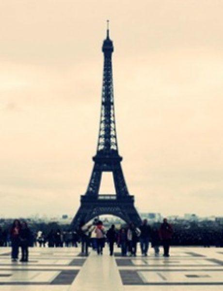 Kada smo se Pariz i ja prvi put sreli