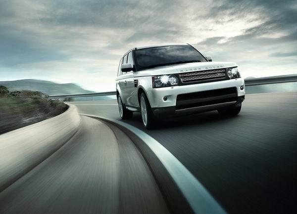 Land Rover Range Rover Sport 2013 200km/h: Karleuša, trkačka folcika, novi Rover i Star Wars