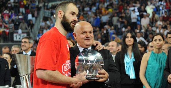 MVP Ovo može samo košarka!