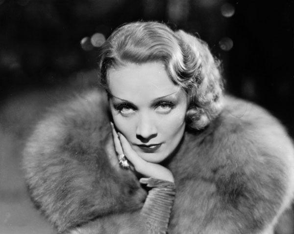Marlene Dietrich Istorija šminkanja (4. deo)