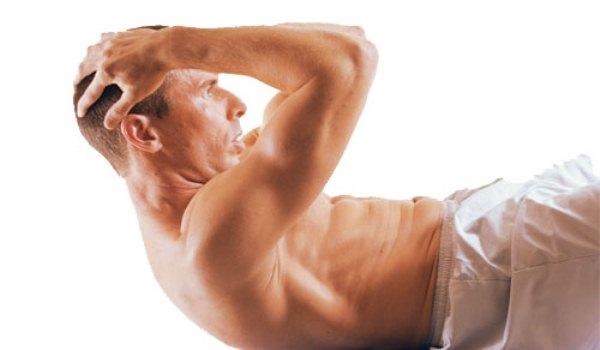 Men workout Program vežbi za savršene trbušnjake: Nivo 3