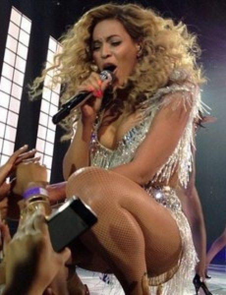 Beyoncé: Povratak dive na scenu