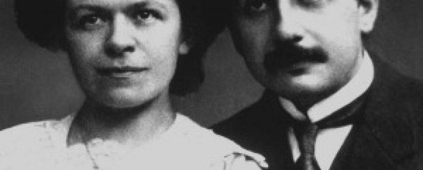 Oni su se voleli: Albert Einstein i Mileva Marić