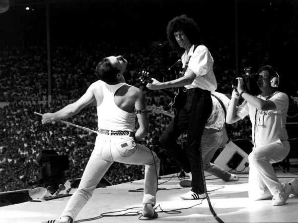 """Queen 1 The Best of Rock: Queen """"We Will Rock You"""""""
