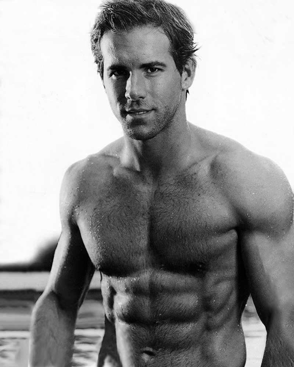 Ryan Reynolds diet Samo za tvoje oči: Seksi macani