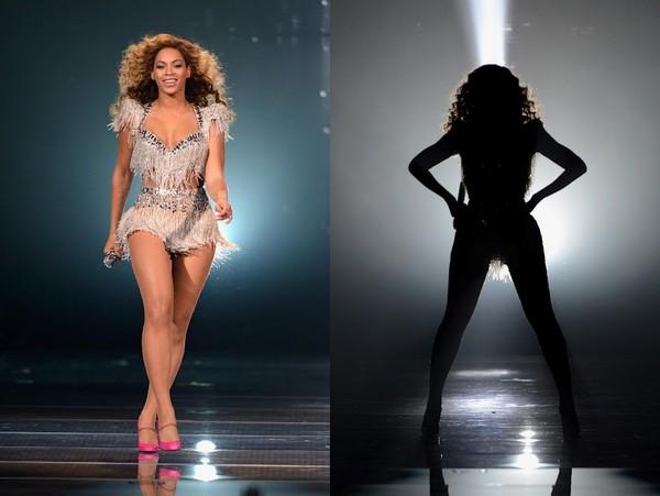 Slika 1 Beyonce Beyoncé: Povratak dive na scenu