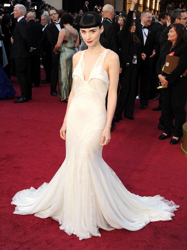 Slika 1 Givenchy 10 odevnih kombinacija: Rooney Mara