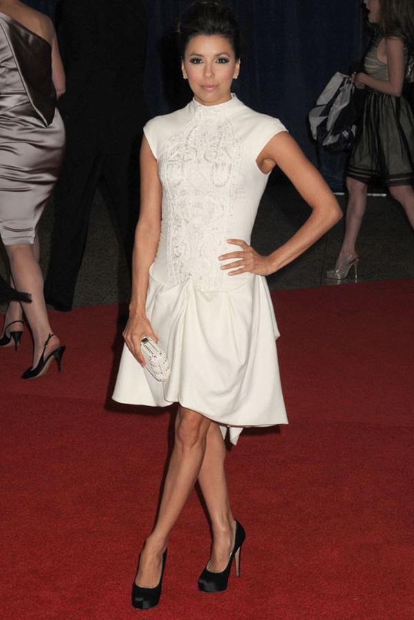 Slika 1 Marchesa 10 odevnih kombinacija: Eva Longoria