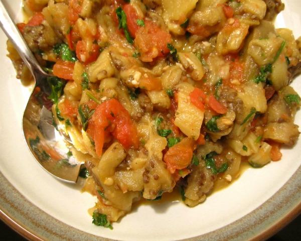 Slika 1 recept Slasna mesna salata