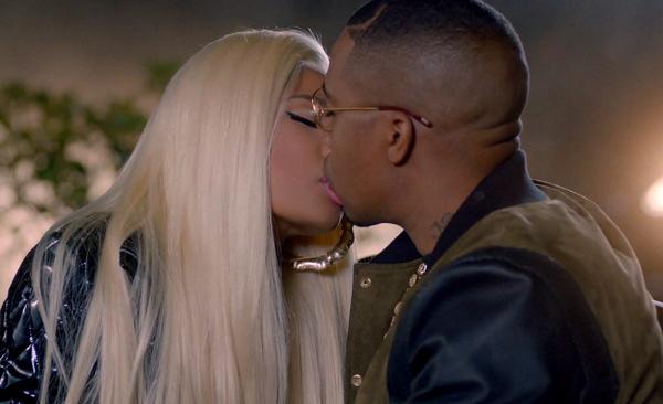 Slika 1 Novi spot Nicki Minaj