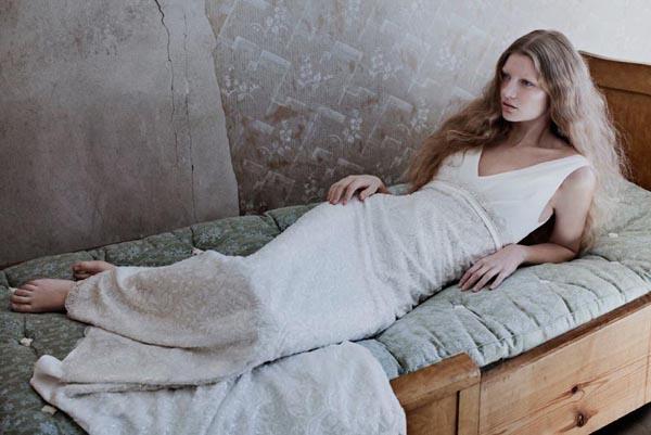 Slika 128 Jesper Høvring: Noći u belim haljinama
