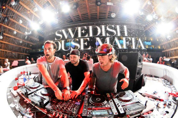 "Slika 145 The Best of House: Swedish House Mafia ""Leave the World Behind"""