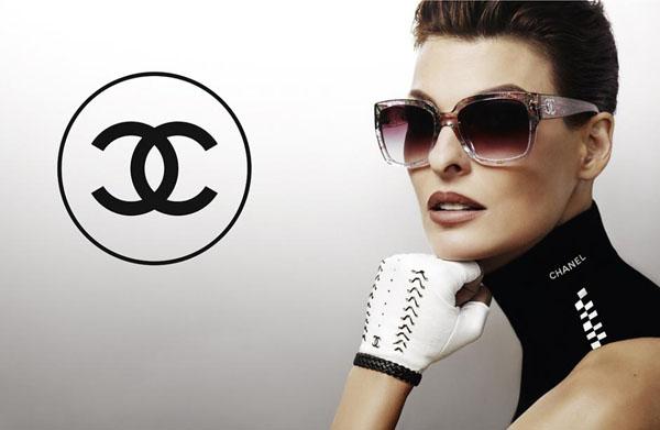 Slika 23 Chanel Eyewear: Linda i savršeni okviri
