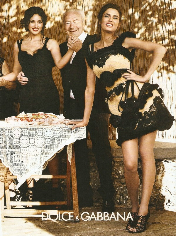 Slika 246 Dolce & Gabanna: Monica Bellucci i Sicilija