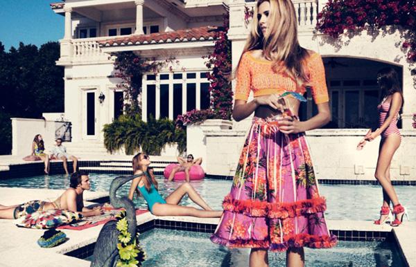 Slika 254 Velvet: Trendi zabava pored bazena