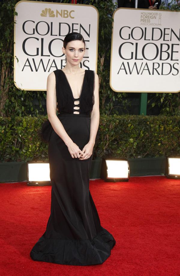 Slika 3 Nina Ricci 10 odevnih kombinacija: Rooney Mara