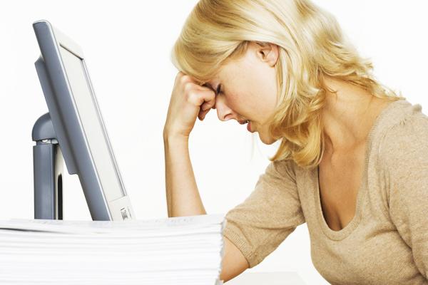 Slika 3 Stres šteti i kosi Saveti za brži rast kose