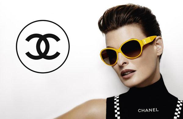 Slika 33 Chanel Eyewear: Linda i savršeni okviri
