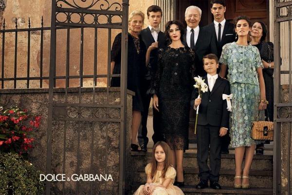 Slika 343 Dolce & Gabanna: Monica Bellucci i Sicilija